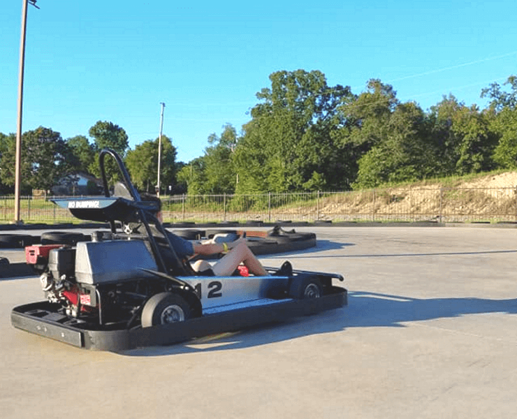 Funtrackers Go Karts – Guy On Track