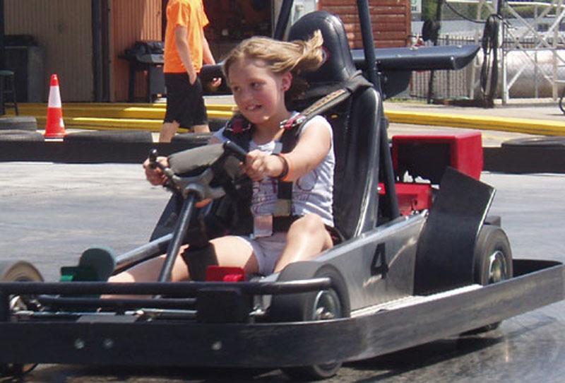 FunTrackers Family Park Go Karts