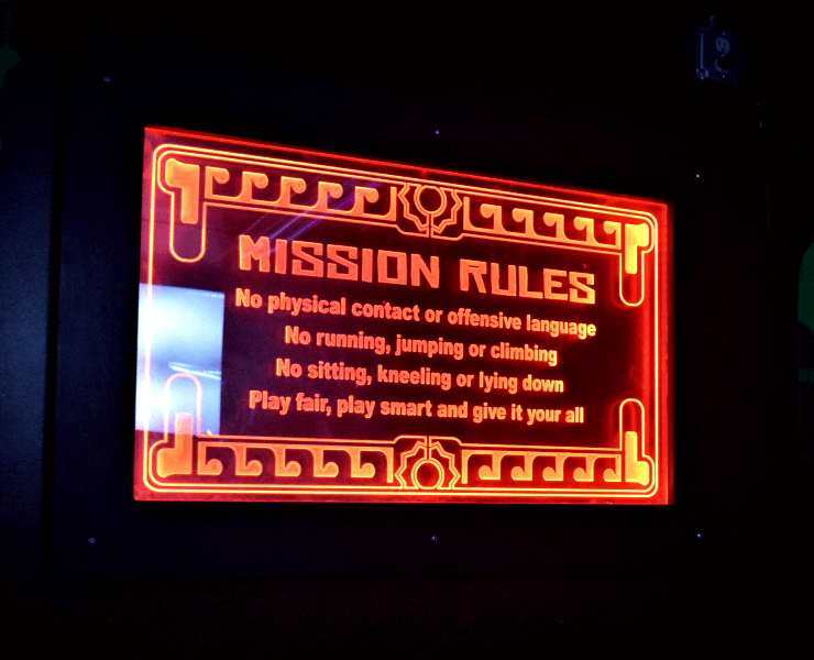 Funtrackers Laser Tag – Mission Rules