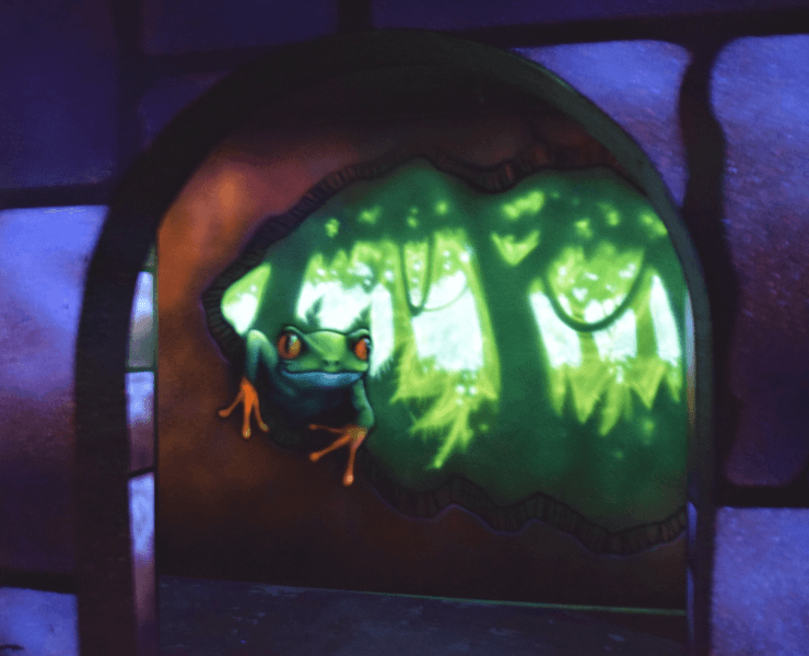 Funtrackers Laser Tag – Wall Frog